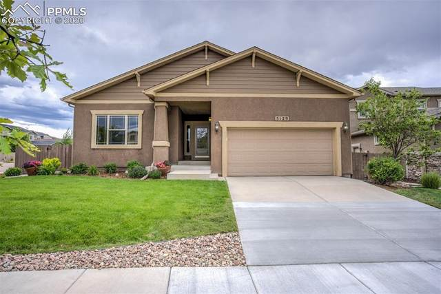 5129 Monarch Crest Way, Colorado Springs, CO 80924 (#1815137) :: Tommy Daly Home Team