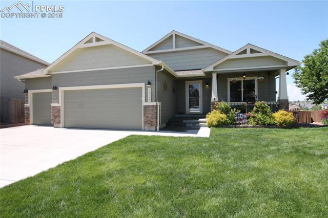 7719 Paca Place, Fountain, CO 80817 (#1815847) :: Action Team Realty