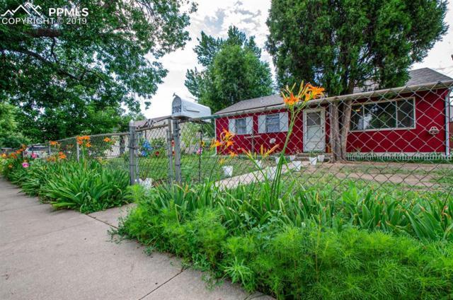 2109 S Corona Avenue, Colorado Springs, CO 80905 (#1816205) :: The Peak Properties Group