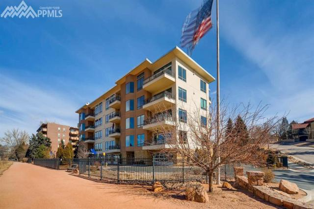 34 W Monument Street #504, Colorado Springs, CO 80903 (#1818392) :: The Hunstiger Team