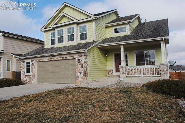 6950 Creekfront Drive, Fountain, CO 80817 (#1820014) :: The Hunstiger Team