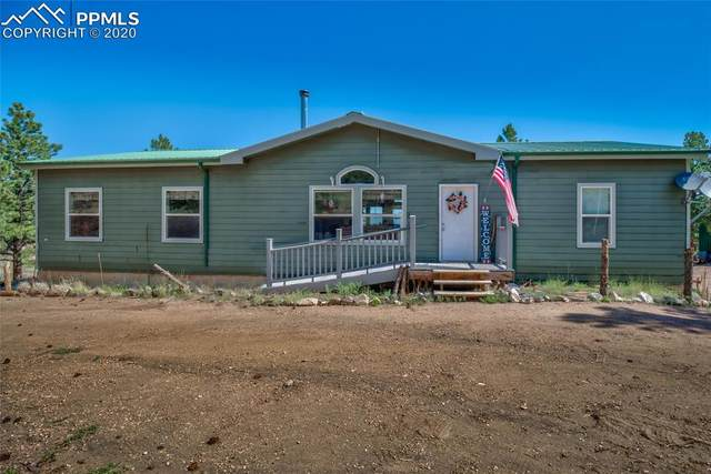 364 Little Horn Drive, Westcliffe, CO 81252 (#1820271) :: Colorado Home Finder Realty
