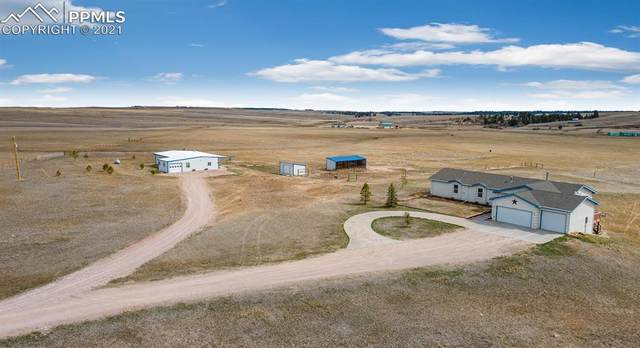 22600 County Road 39 Road, Elbert, CO 80106 (#1820513) :: Fisk Team, RE/MAX Properties, Inc.