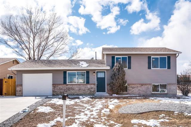 4262 College View Drive, Colorado Springs, CO 80906 (#1821245) :: The Hunstiger Team
