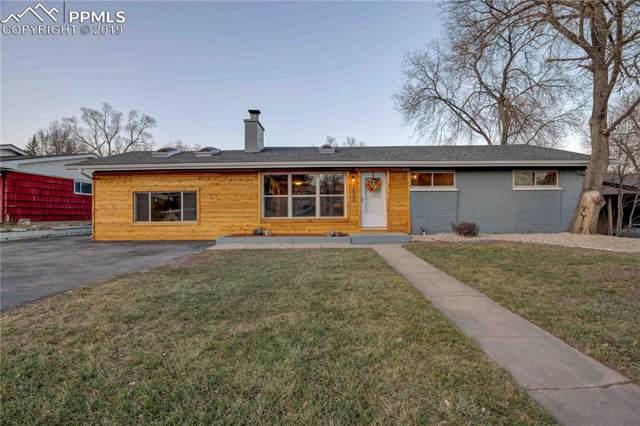 1006 Parkview Boulevard, Colorado Springs, CO 80905 (#1822925) :: The Dixon Group
