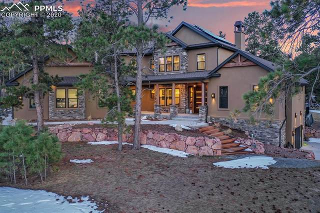 18572 Wetherill Road, Monument, CO 80132 (#1825329) :: The Harling Team @ Homesmart Realty Group