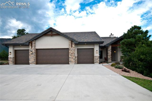 797 Forest View Way, Monument, CO 80132 (#1825964) :: The Hunstiger Team
