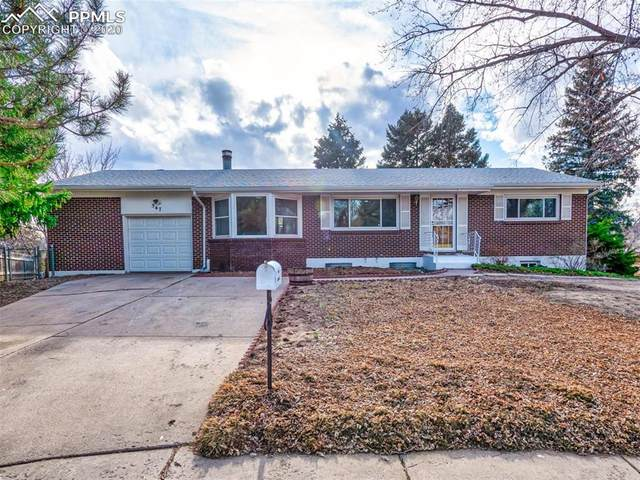 547 Potter Drive, Colorado Springs, CO 80909 (#1826228) :: The Kibler Group