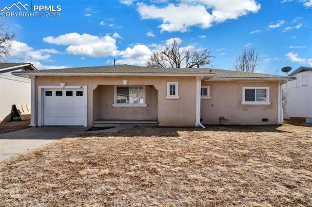 141 Esther Drive, Colorado Springs, CO 80911 (#1828198) :: The Peak Properties Group