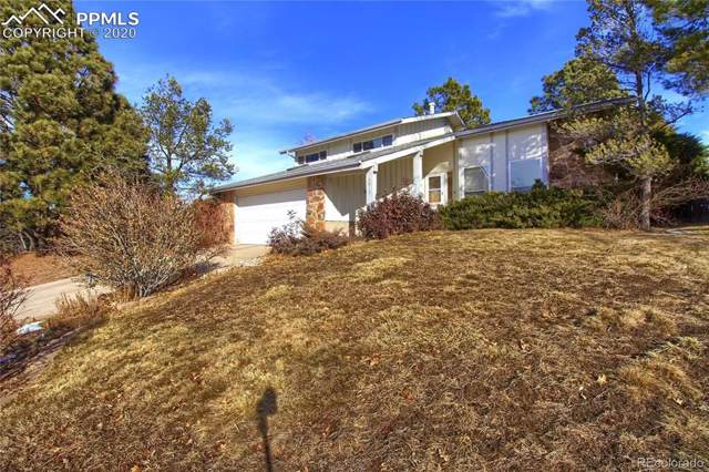 2815 Avondale Drive, Colorado Springs, CO 80917 (#1828654) :: The Peak Properties Group