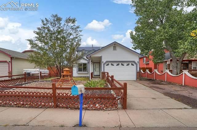 1430 Challenger Avenue, Colorado Springs, CO 80916 (#1829054) :: Finch & Gable Real Estate Co.