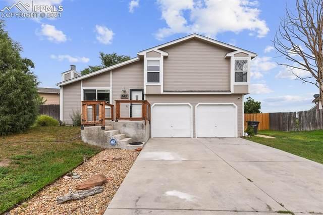 149 Hoedown Circle, Fountain, CO 80817 (#1831782) :: Venterra Real Estate LLC