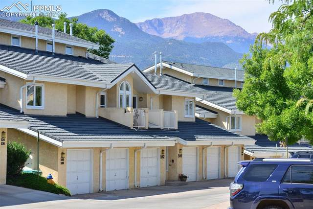 540 Observatory Drive, Colorado Springs, CO 80904 (#1832229) :: The Kibler Group