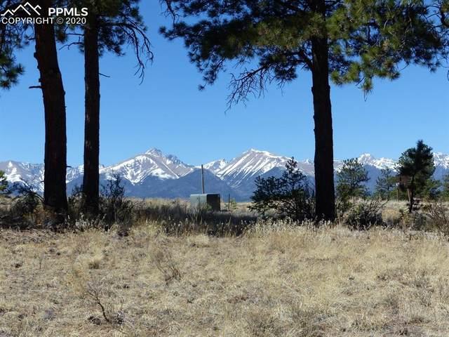 551 Wyandot Trail, Westcliffe, CO 81252 (#1833773) :: The Treasure Davis Team