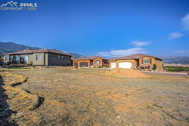 1989 Lone Willow View, Colorado Springs, CO 80904 (#1837781) :: The Treasure Davis Team