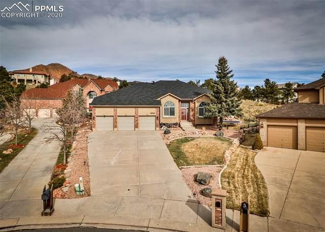 5780 Linger Way, Colorado Springs, CO 80919 (#1838134) :: The Treasure Davis Team