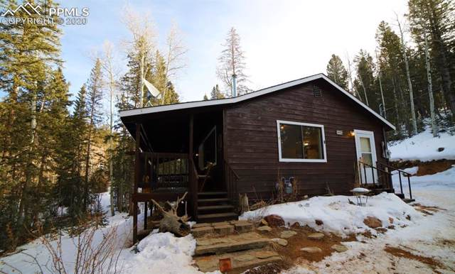 47 Fairview Drive, Cripple Creek, CO 80813 (#1841858) :: The Peak Properties Group