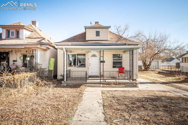 1308 Cypress Street, Pueblo, CO 81004 (#1845901) :: The Kibler Group