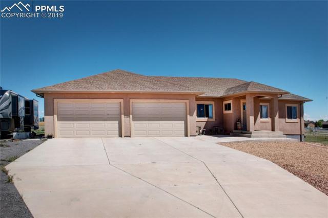 1249 W Caida Del Sol Drive, Pueblo West, CO 81007 (#1846842) :: The Kibler Group