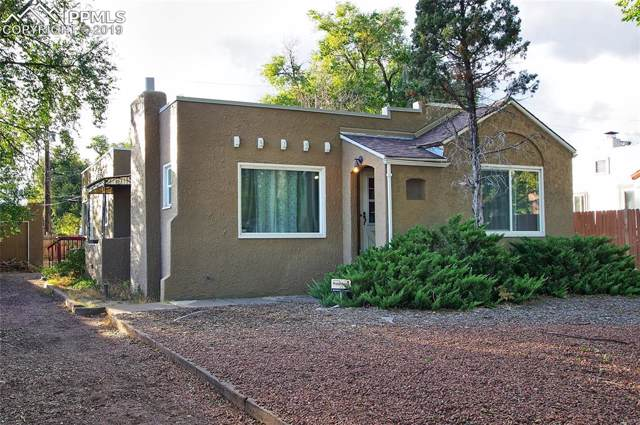 318 Swope Avenue, Colorado Springs, CO 80909 (#1847286) :: The Kibler Group