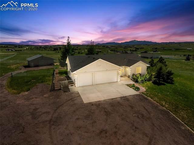 7675 Paleo Way, Colorado Springs, CO 80908 (#1847832) :: Colorado Home Finder Realty