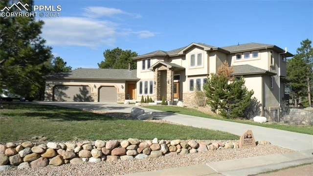 20412 Bald Mountain Court, Monument, CO 80132 (#1847905) :: Fisk Team, RE/MAX Properties, Inc.