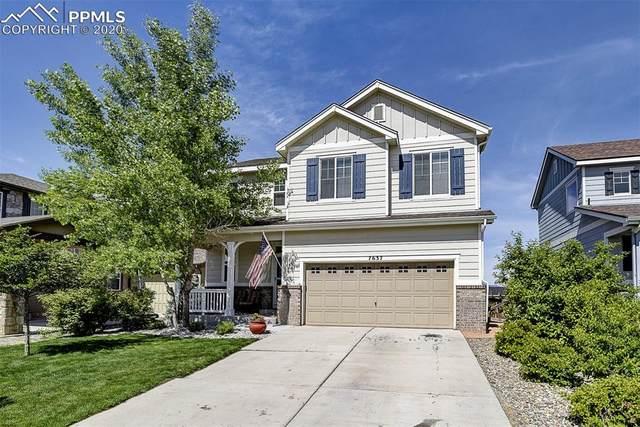 7637 Buckeye Tree Lane, Colorado Springs, CO 80927 (#1848437) :: Tommy Daly Home Team