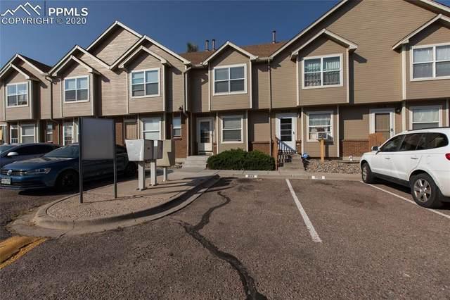 3122 Bridgewater Drive, Colorado Springs, CO 80916 (#1851444) :: The Treasure Davis Team
