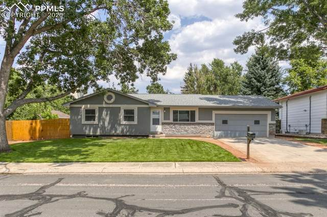 3145 W Enchanted Circle, Colorado Springs, CO 80917 (#1851744) :: Finch & Gable Real Estate Co.