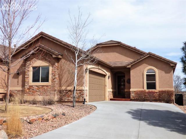 2402 Mesa Crest Grove, Colorado Springs, CO 80904 (#1855300) :: Jason Daniels & Associates at RE/MAX Millennium