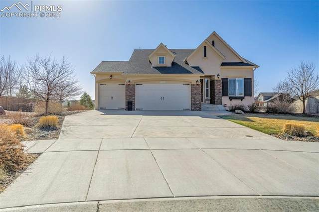 5295 Chimney Gulch Way, Colorado Springs, CO 80924 (#1856026) :: The Cutting Edge, Realtors
