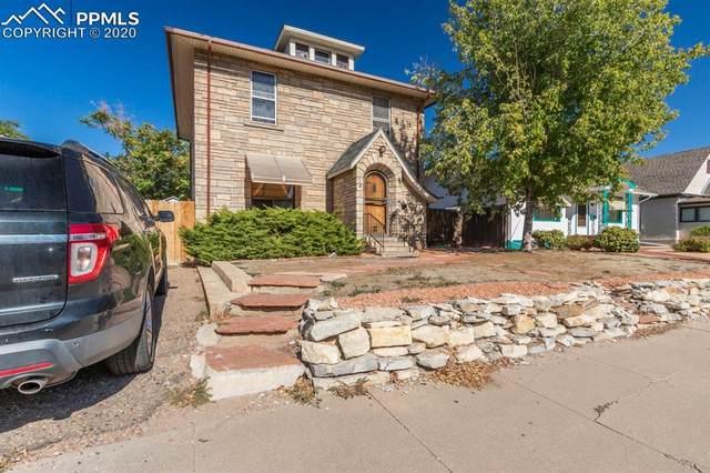 306 E Orman Avenue, Pueblo, CO 81004 (#1856718) :: The Scott Futa Home Team