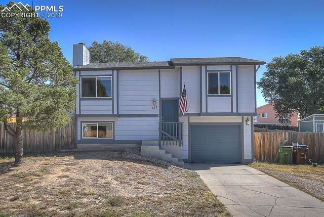 612 Blossom Field Road, Fountain, CO 80817 (#1856811) :: Tommy Daly Home Team