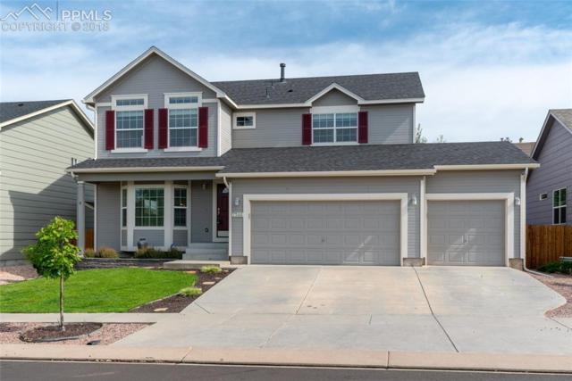 7346 Legend Hill Drive, Colorado Springs, CO 80923 (#1856979) :: The Hunstiger Team