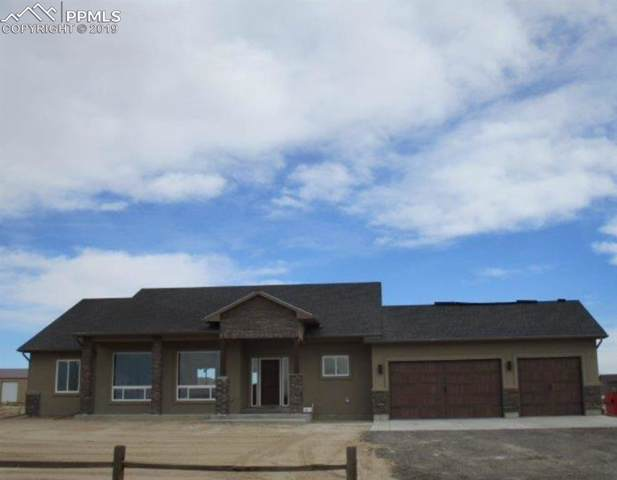 1362 S Sweetwater Avenue, Pueblo West, CO 81007 (#1860290) :: The Daniels Team