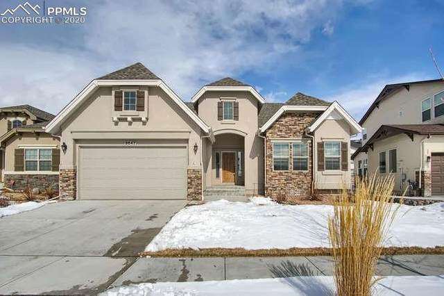 9647 Tutt Boulevard, Colorado Springs, CO 80924 (#1861087) :: The Hunstiger Team