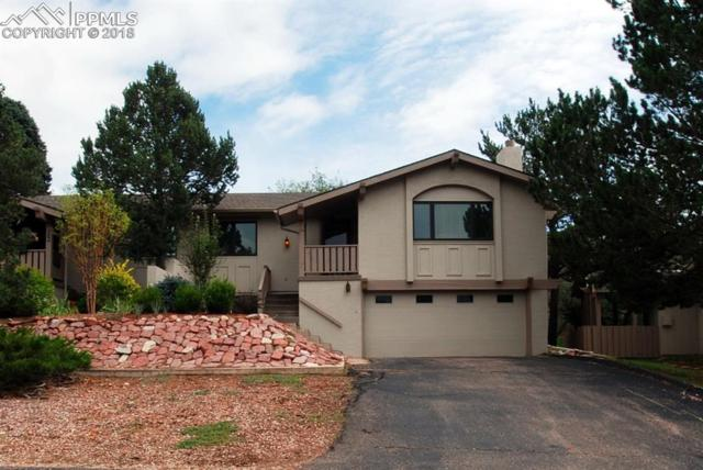 5304 Kissing Camels Drive J-4, Colorado Springs, CO 80904 (#1866060) :: Colorado Home Finder Realty