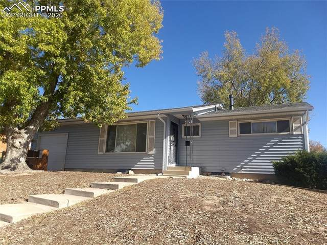 409 Rose Drive, Colorado Springs, CO 80911 (#1869780) :: Action Team Realty