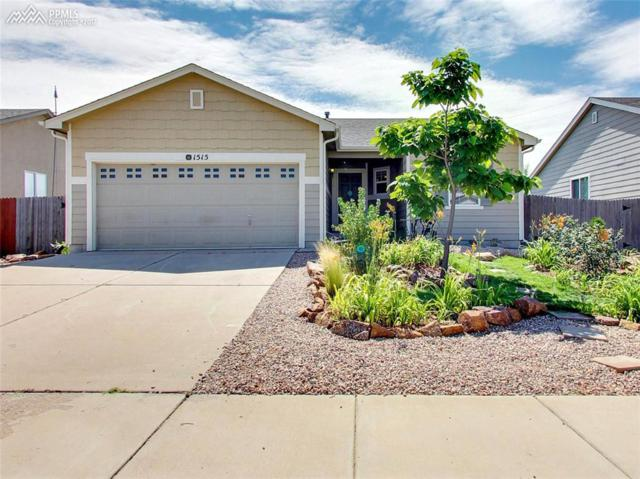 1515 Woodpark Drive, Colorado Springs, CO 80951 (#1876191) :: Jason Daniels & Associates at RE/MAX Millennium