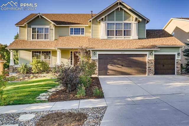2101 Fieldcrest Drive, Colorado Springs, CO 80921 (#1879063) :: The Treasure Davis Team | eXp Realty