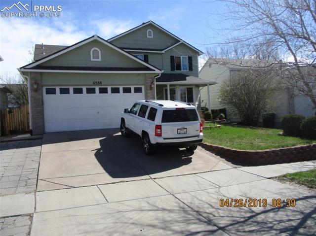 6388 La Plata Peak Drive, Colorado Springs, CO 80923 (#1880696) :: The Hunstiger Team