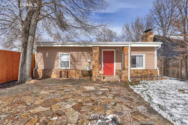 215 W Iowa Avenue, Fountain, CO 80817 (#1883698) :: Jason Daniels & Associates at RE/MAX Millennium