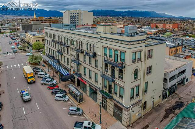 101 N Tejon Street #405, Colorado Springs, CO 80903 (#1884854) :: Compass Colorado Realty