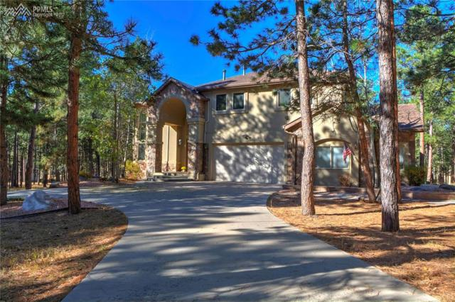 754 Piney Ridge Way, Monument, CO 80132 (#1884857) :: Action Team Realty
