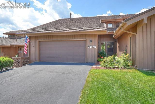 3870 Camels Ridge Lane, Colorado Springs, CO 80904 (#1885006) :: The Treasure Davis Team