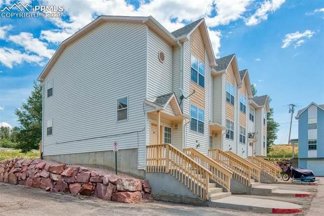 66 Vale Circle, Palmer Lake, CO 80133 (#1887797) :: Colorado Home Finder Realty