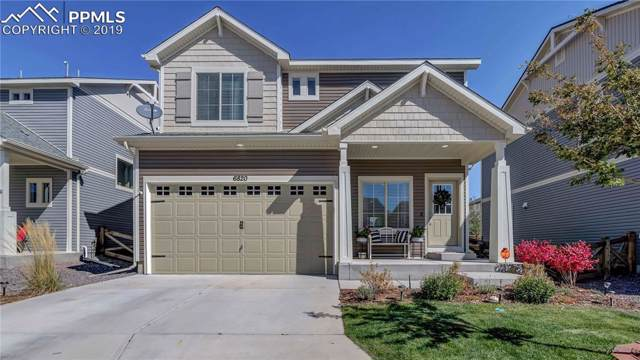 6820 Mineral Belt Drive, Colorado Springs, CO 80927 (#1891293) :: CC Signature Group