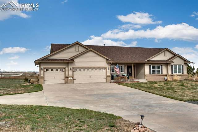 785 W Antelope Drive, Bennett, CO 80102 (#1891327) :: Tommy Daly Home Team