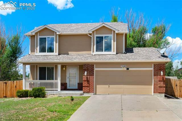 7110 Allens Park Drive, Colorado Springs, CO 80922 (#1891644) :: Fisk Team, RE/MAX Properties, Inc.