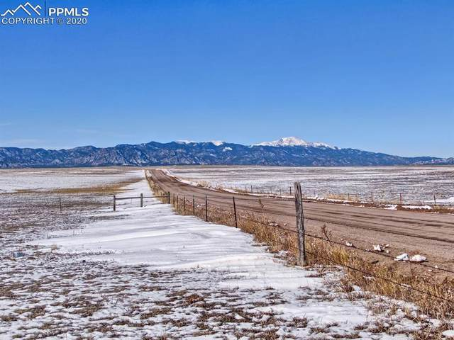 Lot 1 Drennan Road, Colorado Springs, CO 80930 (#1892816) :: Fisk Team, RE/MAX Properties, Inc.